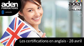 Aden Formations Online : CLOE, Linguaskill, TOEIC, Cambridge, Bright – Quelle certification choisir ?