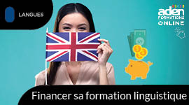 Webinaire : Comment financer ma formation linguistique ?